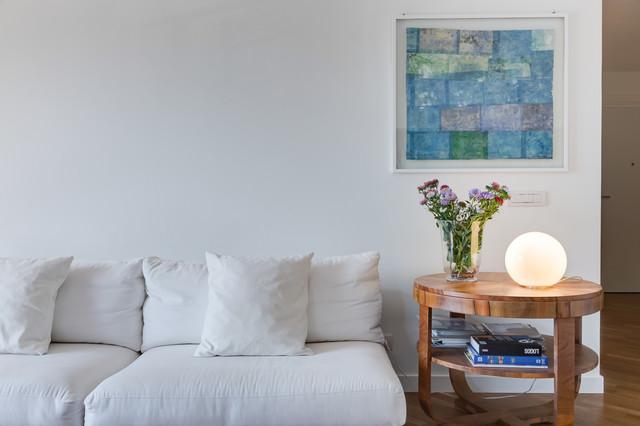 Appartamento tivoli moderno soggiorno roma di - Soggiorno moderno roma ...