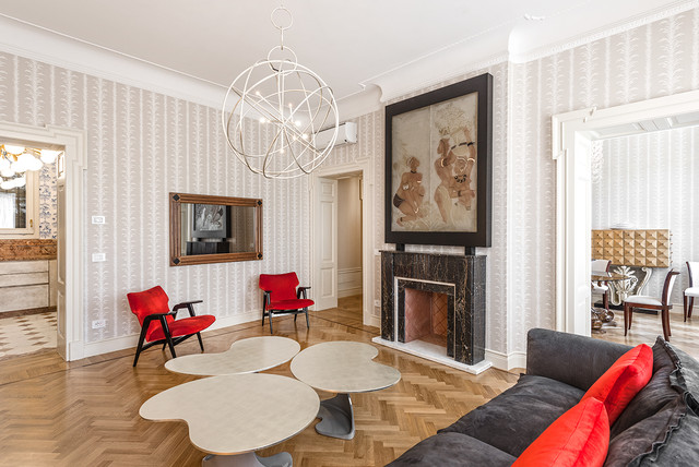 Appartment with a pool in the center of Verona