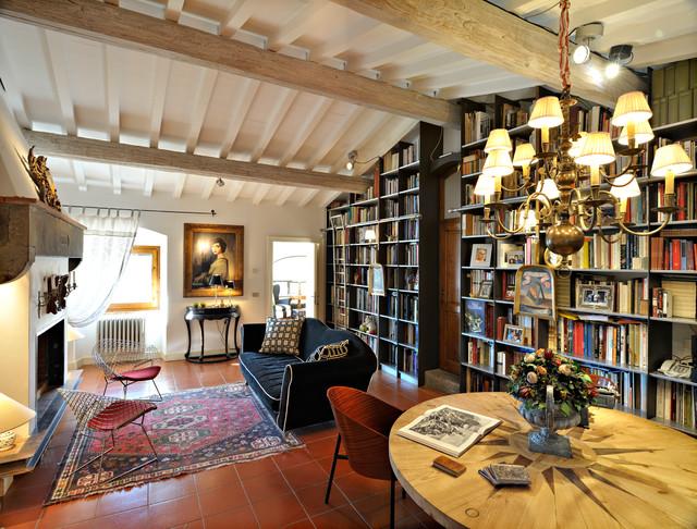 Biblioteca Фьюжн Гостиная Флоренция от эксперта atelier de