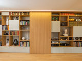 Prima e Dopo: Il Corridoio Diventa Libreria di 11 metri (14 photos) - image  on http://www.designedoo.it