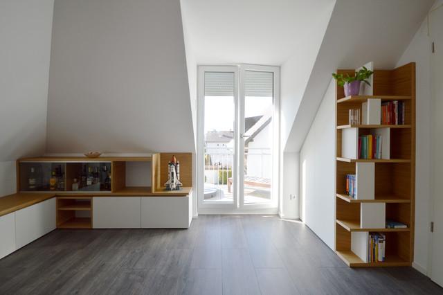 Casa di Laura e Stefano   120 mq contemporaneo-soggiorno