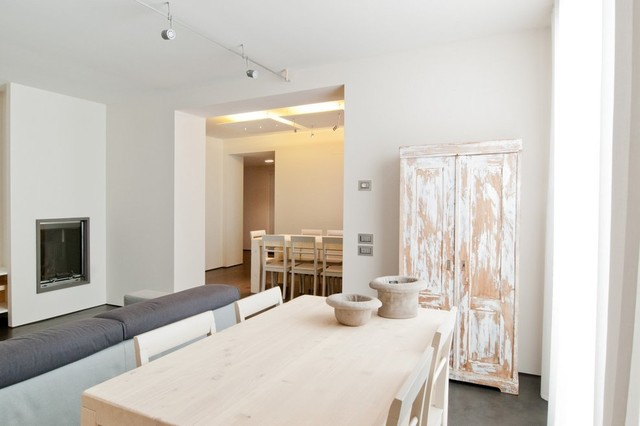 Casa Mc2 Scandinavian Living Room Other Metro By