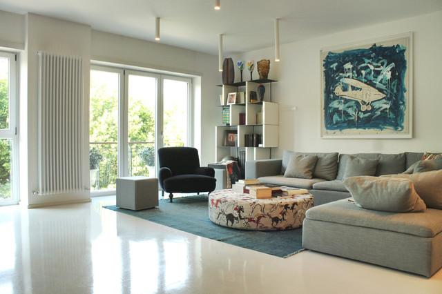 L esperto spiega dove mettere il divano angolare non for Mobili sala angolari