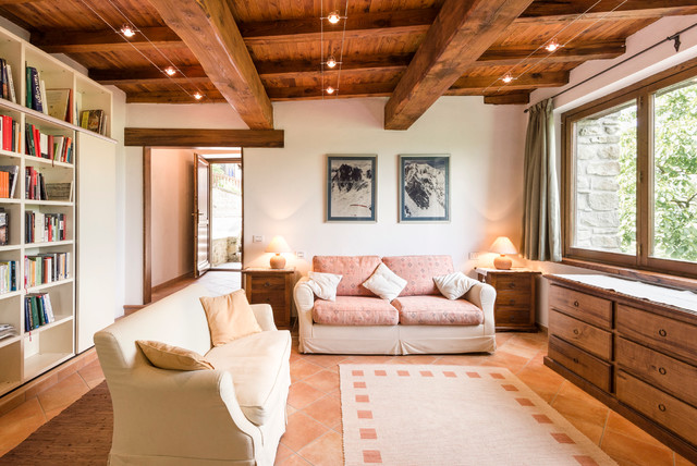 Casa privata - Mugello - Country - Living Room - Florence - by ...
