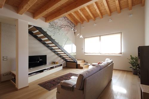 Come ottimizzare al massimo gli spazi di un piccolo for Moderni disegni di case a due piani