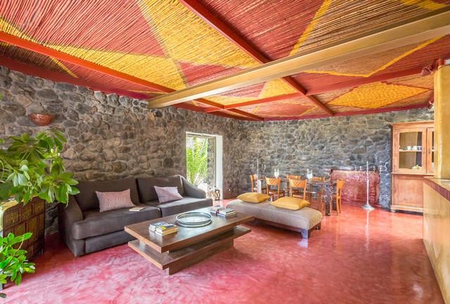 Dammuso del Kaggiar - Abitare Pantelleria - Eclettico - Soggiorno ...