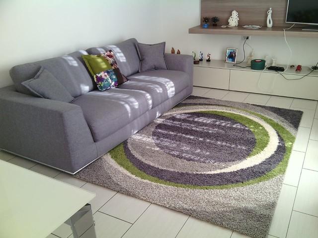divani e tappeti - Contemporaneo - Soggiorno - Napoli - di Tendaggi ...