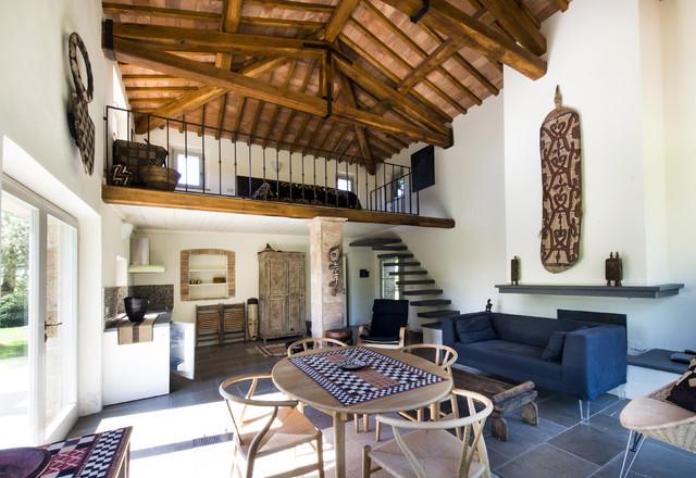 Casa in Umbria - Eclettico - Soggiorno - Altro - di Riccardo ...