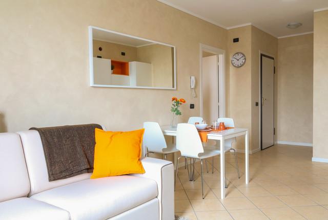 arredamento moderno appartamento piccolo idee creative e