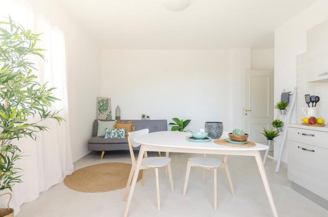 Home Staging Casa Vuota Al Mare