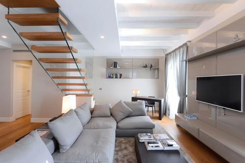 Bellissimo salotto for Appartamenti interni
