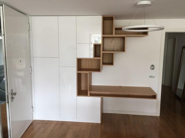 Mobile soggiorno ingresso - stile scandinavo - Skandinavisch ...