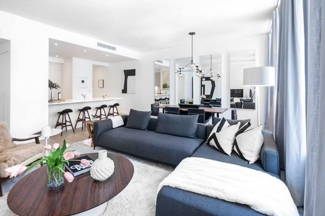 moderno soggiorno - Soggiorno Moderno