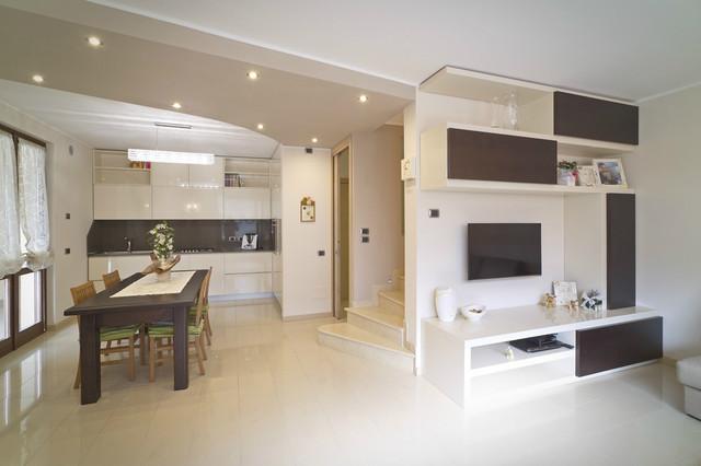 Open Space - Modern - Wohnbereich - Mailand - von A.R. ...