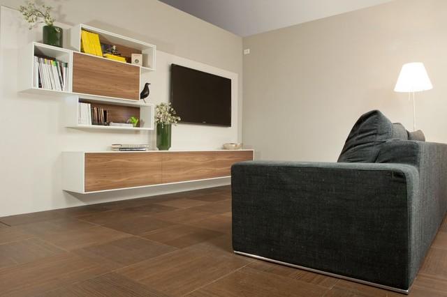 Mobili per tv fimar design casa creativa e mobili ispiratori - Mobili porta dvd ...