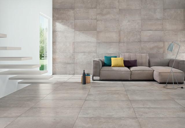 Pavimenti e rivestimenti per living i cementi for Pavimenti per soggiorno