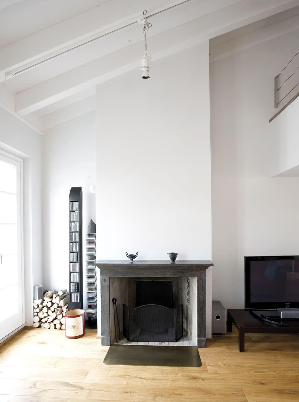 Penthouse in legno - 150 mq