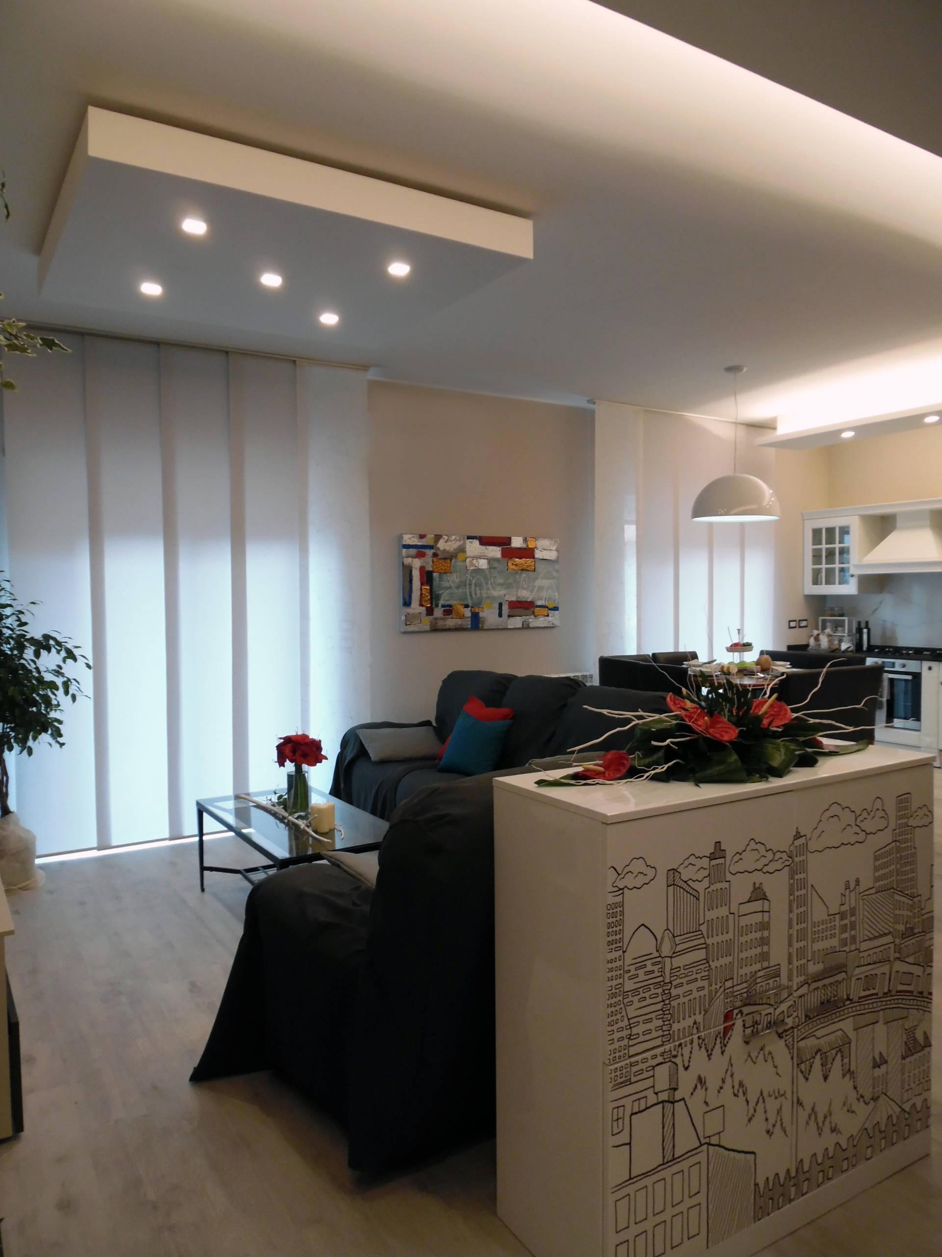 Ristrutturazione appartamento- da tipico anni '70 a contemporaneo