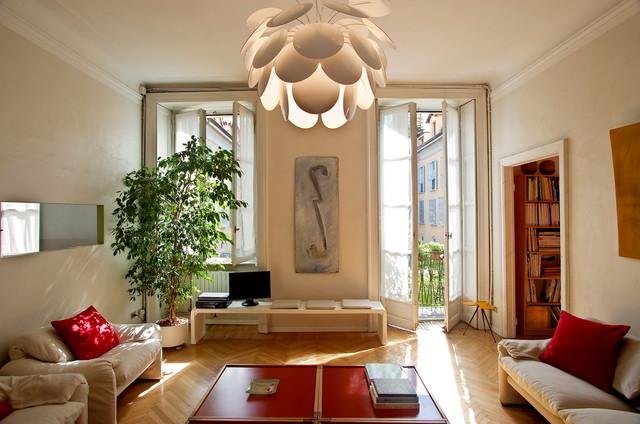 ristrutturazione appartamento in zona brera, milano - Moderno ...