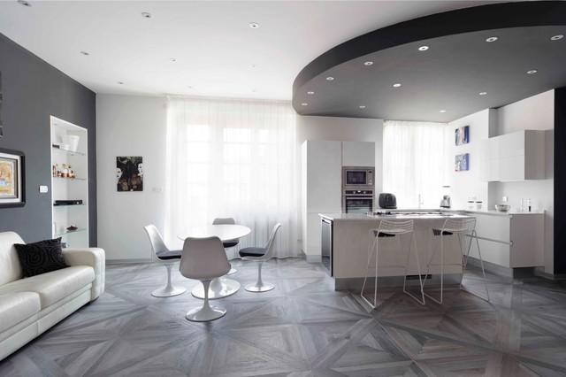 Trasformare una casa anni 60 in moderno appartamento for Interior design appartamento moderno