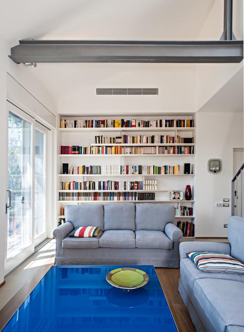 Come arredare una casa piccola per vivere comodamente in for Arredare una libreria
