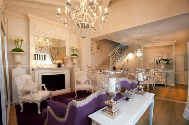 Villa di campagna for Soggiorno classico elegante