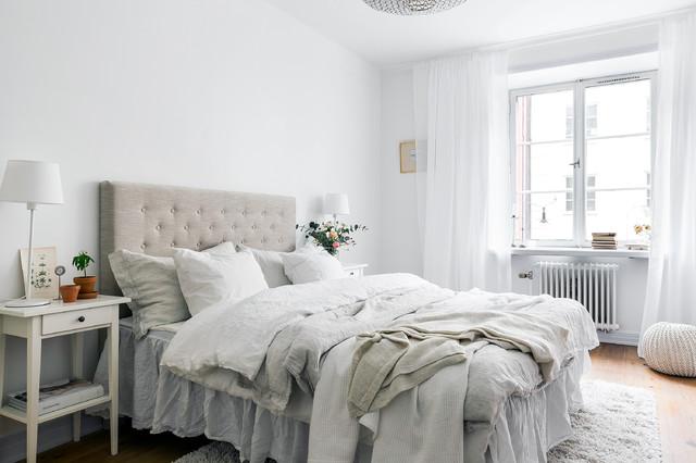 bostadsfoto skandinavisk-sovrum