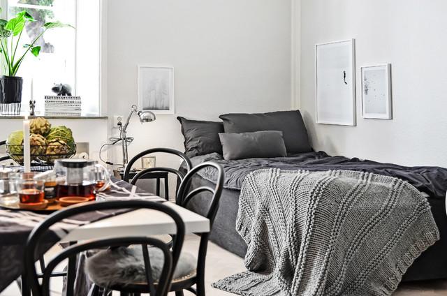 Eriksbergsgatan skandinavisk-sovrum