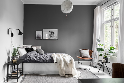 Camere Da Letto Nordiche : Atmosfere scandi in camera da letto dilei