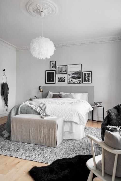 10 Simple Ideas for Brightening a Dark Bedroom