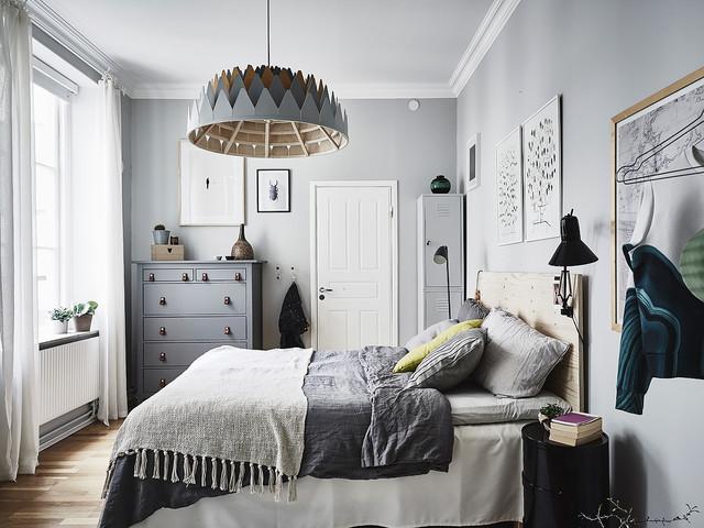 Por Qué El Gris Es El Color Perfecto En El Dormitorio