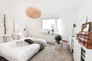 Tranemansgatan 30 北欧-寝室