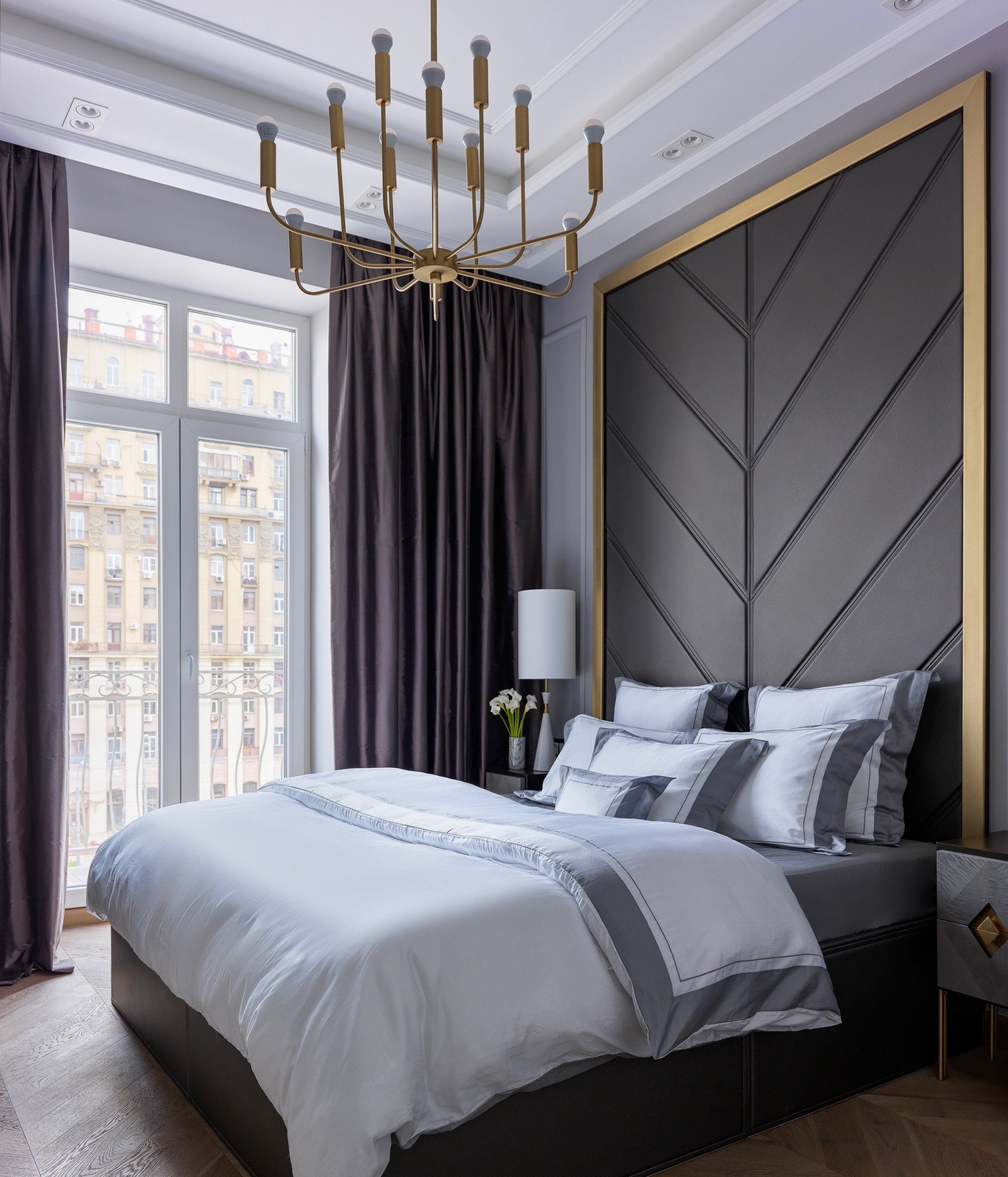 75 Beautiful Wall Paneling Bedroom Pictures Ideas April 2021 Houzz