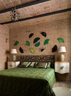 Ideas Para Dormitorios Fotos De Dormitorios Con Suelo De Baldosas De Cerámica Marzo 2021 Houzz Es