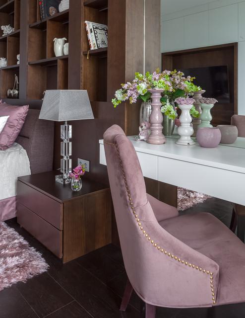 Новые идеи обустройства дома: спальня в стиле современная классика