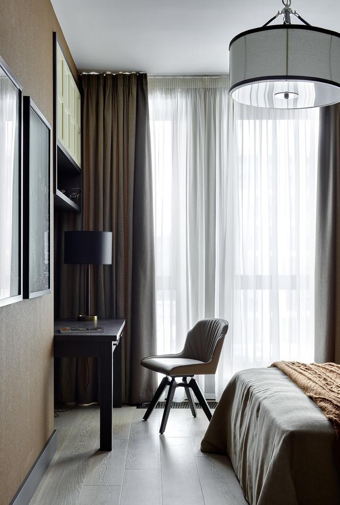 Idee per una camera da letto contemporanea