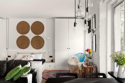 loft spalynya - 4 квартиры, в которых вы не узнаете хрущевку