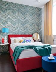 До и после: Спальня дизайнера — ремонт на самоизоляции со сметой