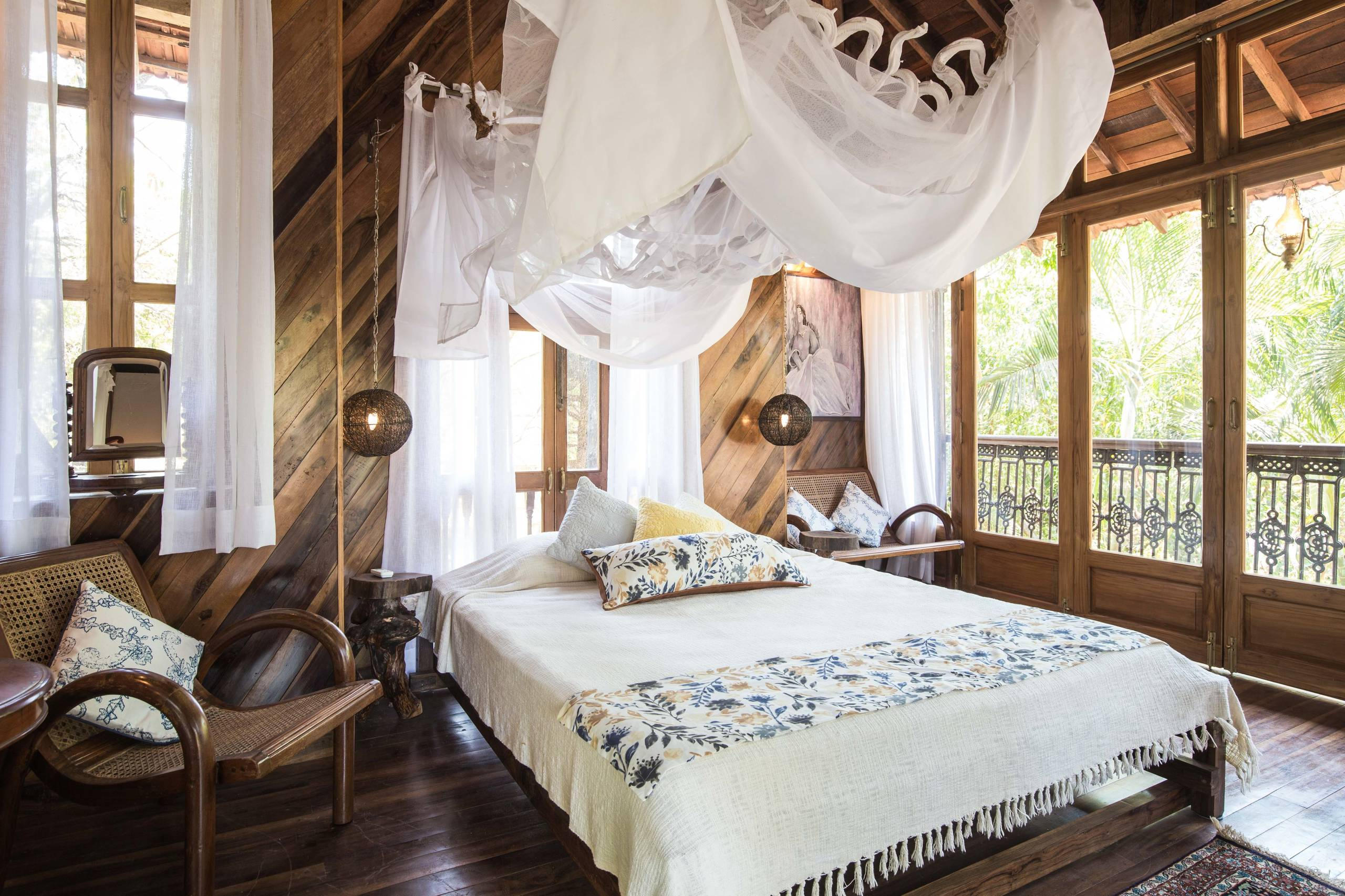 12 Beautiful Tropical Bedroom Pictures & Ideas - January, 12  Houzz