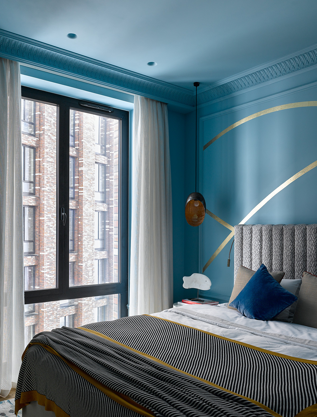 75 Beautiful Turquoise Bedroom Pictures Ideas November 2020 Houzz