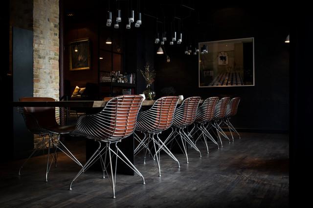 Surprising Wire Dining Chair Scandinavian Dining Room Copenhagen Uwap Interior Chair Design Uwaporg
