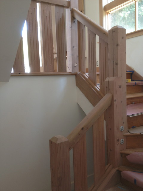 1212 Glen Avenue traditional-staircase