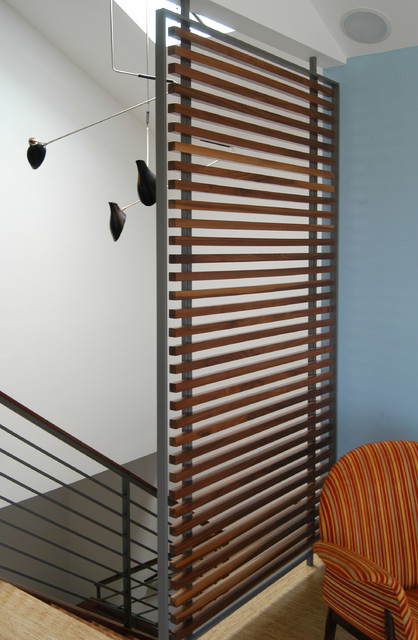 13th Street contemporary-staircase