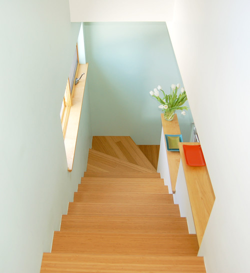 15 Rockledge modern staircase