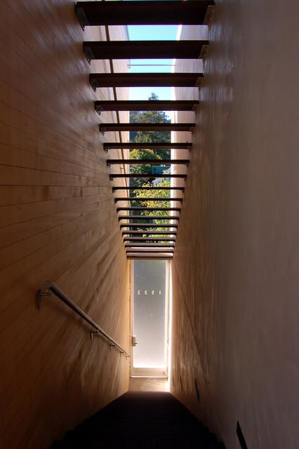 1532 House contemporary-staircase