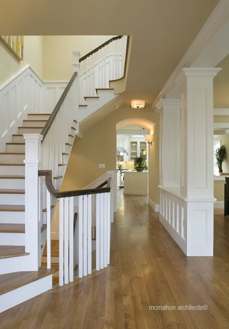 19th traditional-staircase