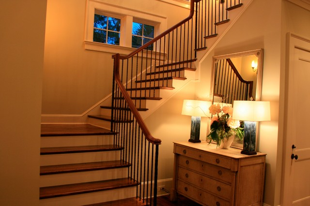 2 Shell Creek Kiawah Island traditional-staircase