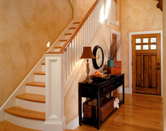 2001 Showcase traditional-staircase