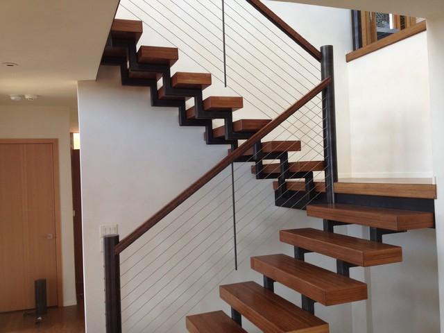 2011-2012 contemporary-staircase