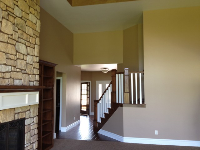2011 Fall Showcase craftsman-staircase